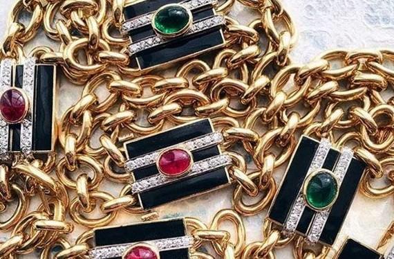 David Webb, jewellery