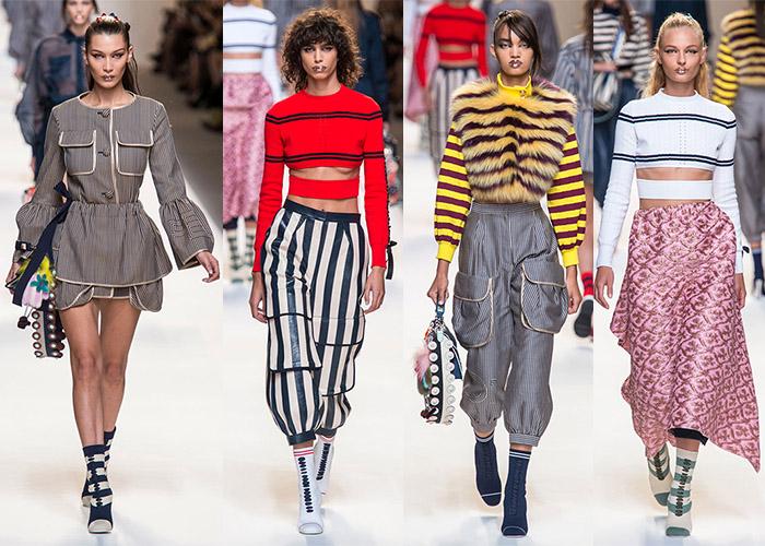 Fendi, Milan Fashion Week, Milan Fashion Week SS17, Milan Fashion Week Spring Summer 2017, Fashion,