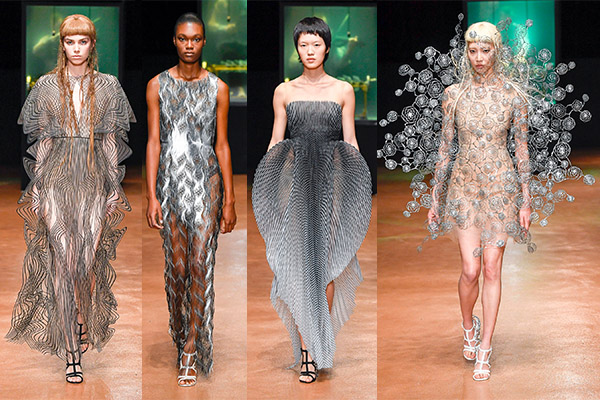 Iris Van Herpen, Fashion, Style, Couture, Haute Couture, Paris Couture Week, Fall