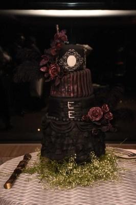 Four Tier Cake by Chef Himanshu Taneja