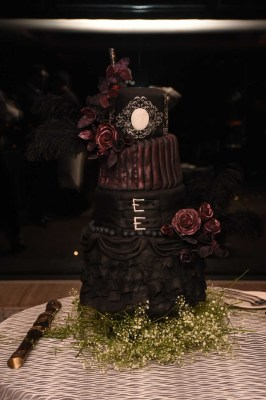 Four Tier Cake by Chef Himanshu Taneja