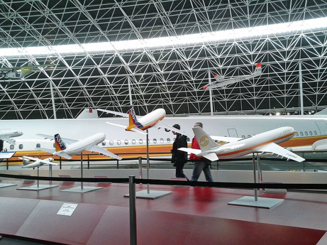 Aviation Splendour: Aeroscopia, Toulouse