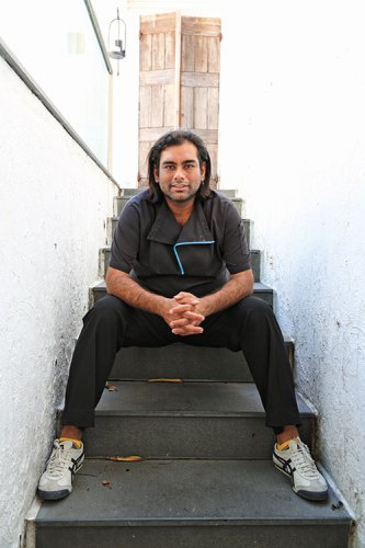 Chef Gaggan Anand