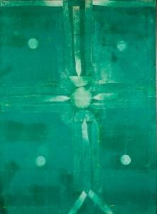 V.S. Gaitonde <em>Untitled</em>, 1998