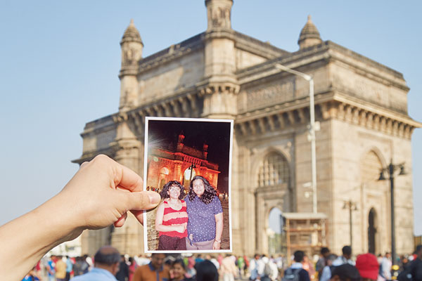 Gateway of India, Taj Mahal Palace Hotel, Mumbai