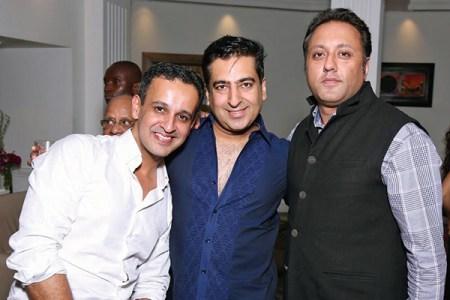 Gaurav Karan, Rahul Khanna, Varun Bahl