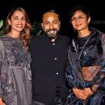 Gayatri Rangachari-Shah, Sanjay Garg, Kiran Rao