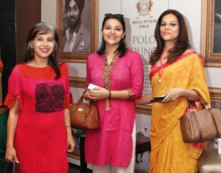 Geeta Rao, Suhasini Rajpal, Rakhee Lalwani
