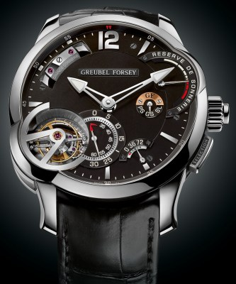 The Grand Sonnerie by Greubel Forsey