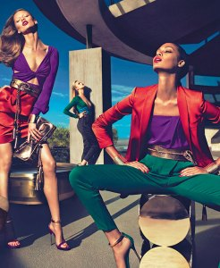 Spring Summer 2011 campaign