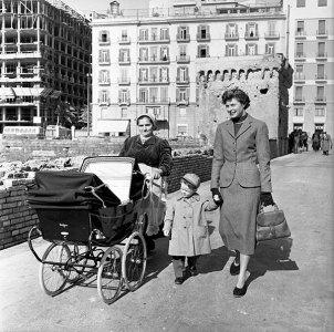 Ingrid Bergman in Naples, 1953