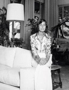 Princess Caroline of Monaco, 1973