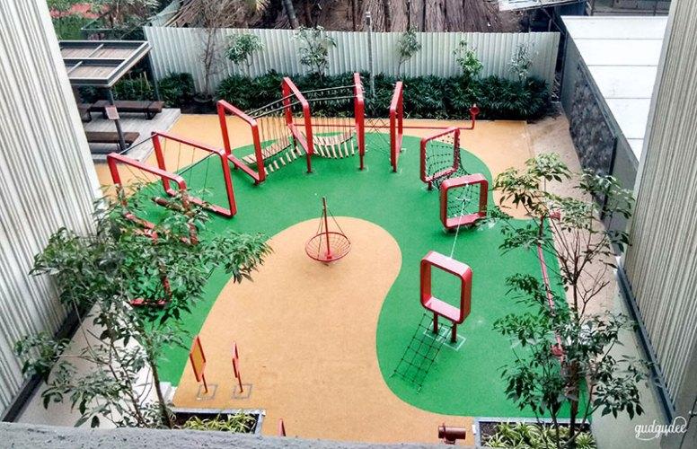 Playground at Rustomjee Seasons, Mumbai