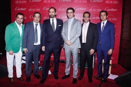 Harry Chandi, Mahesh Sahani, Joseph Nahas, Gaurav Bhatia, Bharat Bhatia, Essaji Vahanvati