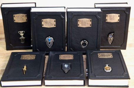 Harry Potter special edition set from Etsy