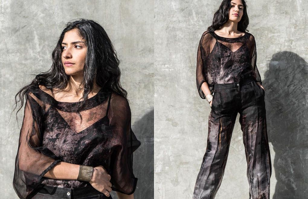 Designer, Fashion, Featured, Gen-Next, Helena Bajaj Larsen, Lakme Fashion Week, Lakme Fashion Week Spring/Summer 2018, Online Exclusive, Style