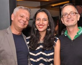 Hemant Sagar, Naina De Bois-Juzan, Didier Lecoanet