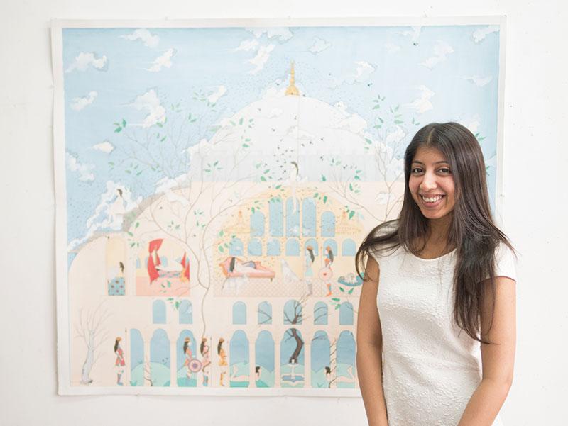 Hiba Schahbaz, Karachi, Visual Artist
