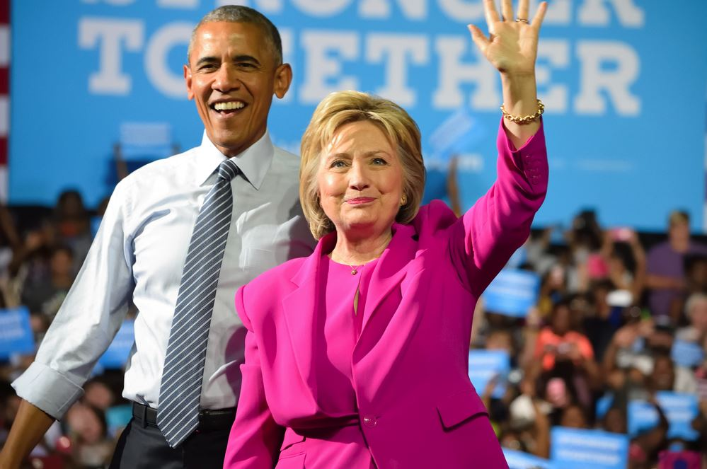 Hillary Clinton, U.S. Presidential Elections,