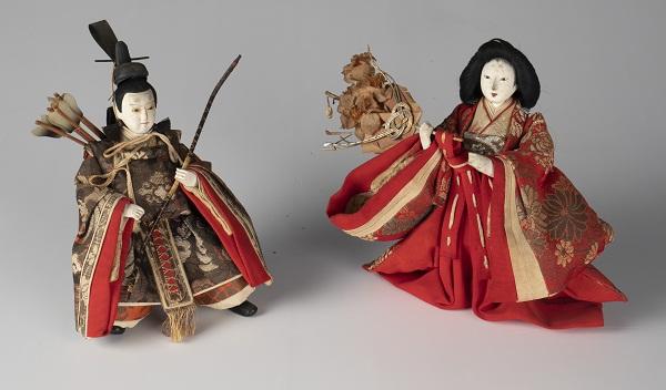 Hina Dolls, Japan