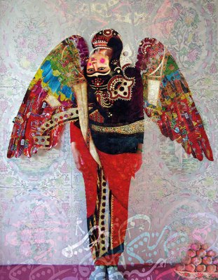 Angel Series, Hojat Amani