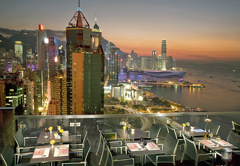Hong Kong, one of the world's dining capitals