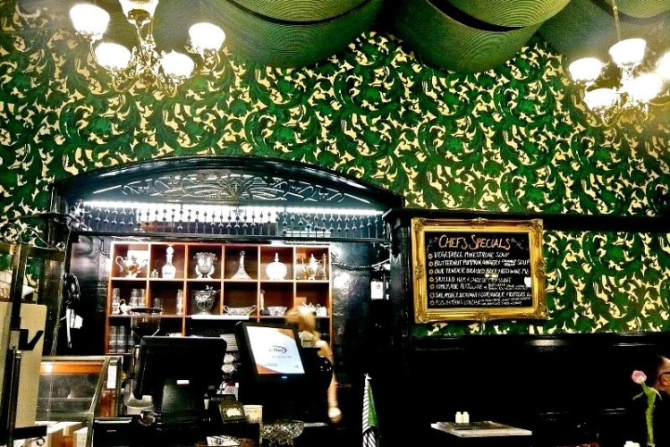 Hopetoun Tea Room