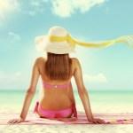 Beauty wellness tan removal sun almond oil