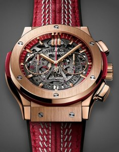 Hublot Classic Fusion Chrono Aerofusion Cricket (King Gold; limited edition)