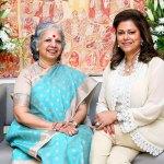 Mohana Nair, Vanita Bhandari, The Women Entrepreneurs' (WE) Exhibition, IMC Ladies' Wing