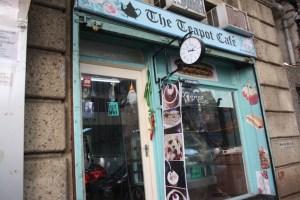The Teapot Café