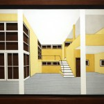 Vishwa Shroff, drawings, Drawn Space, Tarq, Mumbai, art show