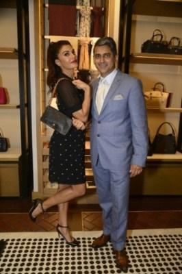 Jacqueline Fernandez & Sanjay Kapoor