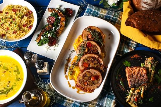 Indigo Deli Thanksgiving Feast