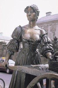 Molly Malone, Dublin