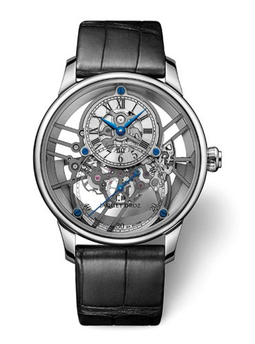 Grande Seconde Skelet-One, Jaquet Droz