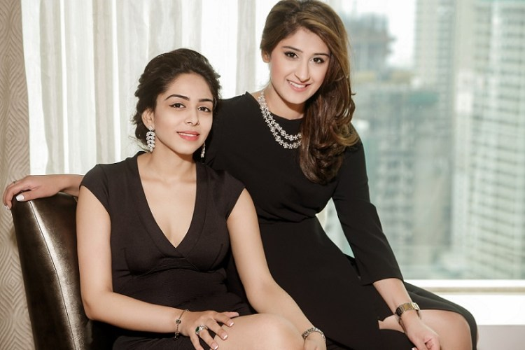 Co-founders Anvita Mehra and Jharna Gianchandani