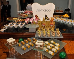 Jimmy Choo-inspired confectionery