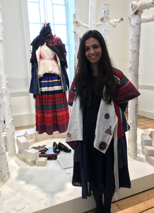 In Conversation With Karishma Shahani At London Fashion Week Verve Magazine