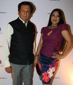 Kailash and Arti Surendranath