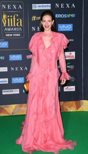 Kalki Koechlin in Gucci