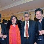 Kartar Lalvani, Gurinder Chadha, Joginder Sangar, Paul Berges
