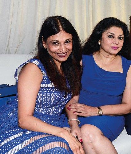 Kavita Anand, Kiran Juneja Sippy