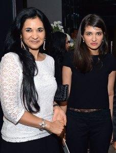 Kavita Bhartia, Aashti Bhartia