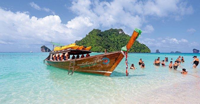 Krabi: treasure trove of marine life