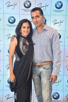 Kriti and Suhail Bhatia