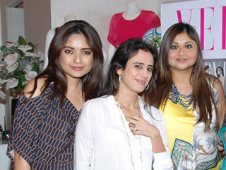 Kunika Singh, Dilshad Khambatta, Anuja Bijlani