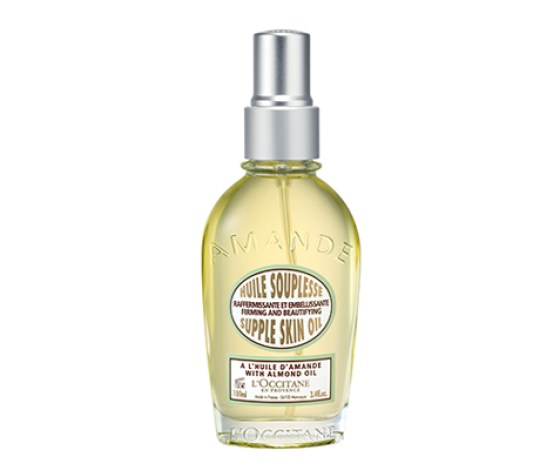 L'Occitane Almond Supple Skin Oil