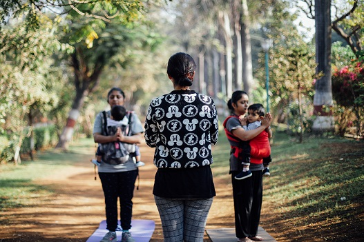 LYP, Love Your Parks, Mumbai, Joggers' Park