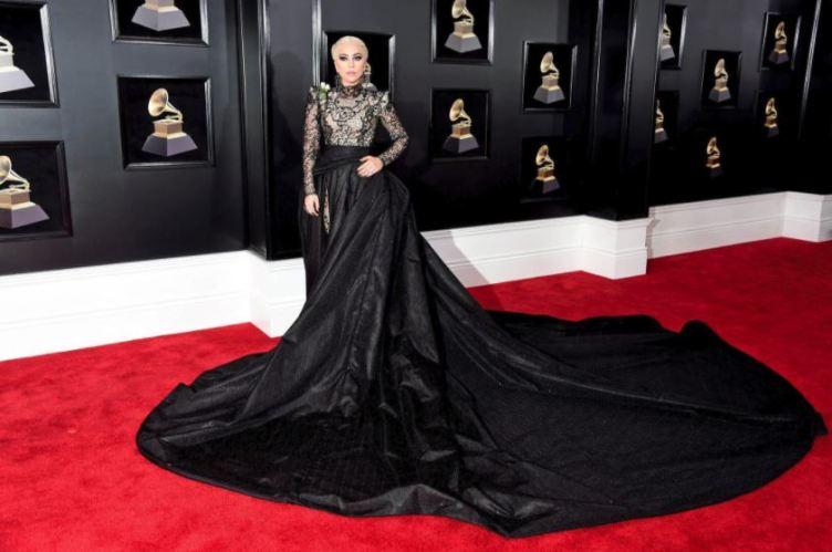 Lady Gaga in Armani